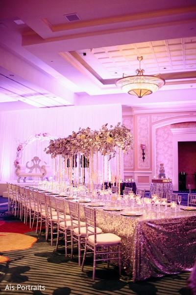 Floral & Decor in Orlando, FL Indian Fusion Wedding by Ais Portraits