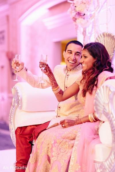 indian wedding reception,reception fusion wedding,fusion indian wedding