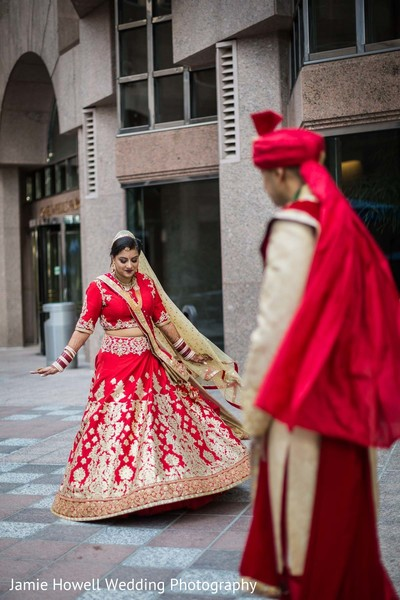 Portraits in Charlotte, NC Indian Wedding by Jamie Howell Wedding Photography
