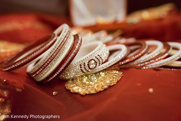 Bridal Jewelry in Yorba Linda, CA Indian Fusion Wedding by Jim Kennedy Photographers