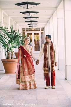 fusion wedding,fusion indian wedding,first look,first look portraits