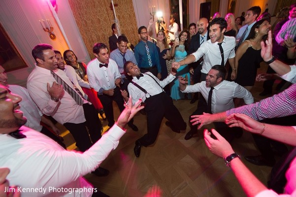 Reception in Yorba Linda, CA Indian Fusion Wedding by Jim Kennedy Photographers