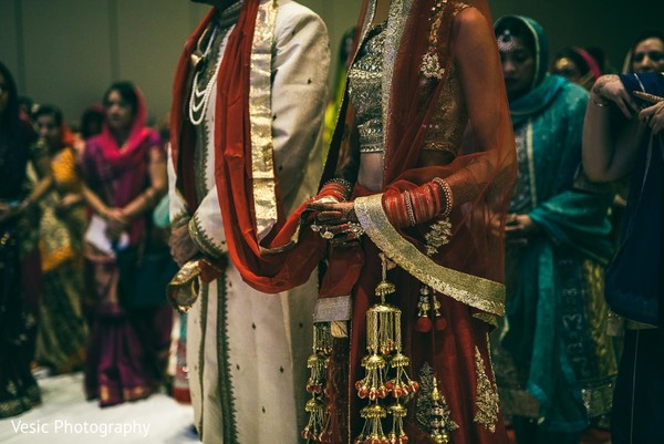 Indian wedding in Charlotte, NC Indian Wedding by Vesic Photography