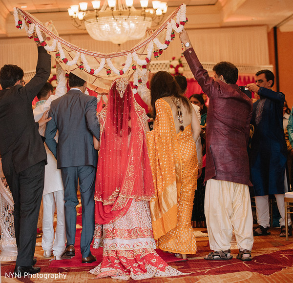 Ceremony in Bridgewater, NJ Indian Wedding by NYNJ Photography