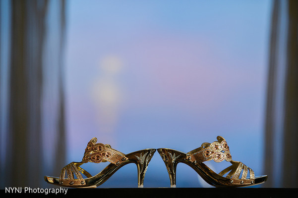 Heels in Bridgewater, NJ Indian Wedding by NYNJ Photography