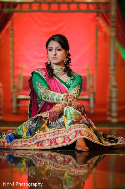 Pre-wedding portraits in Bridgewater, NJ Indian Wedding by NYNJ Photography