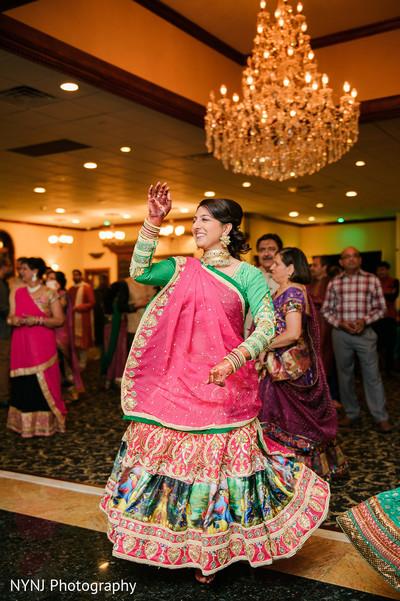 Garba in Bridgewater, NJ Indian Wedding by NYNJ Photography