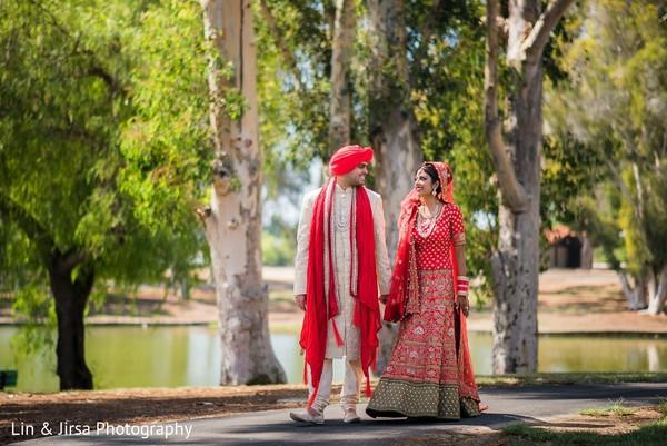 indian wedding,wedding portrait,first look portraits,sikh wedding