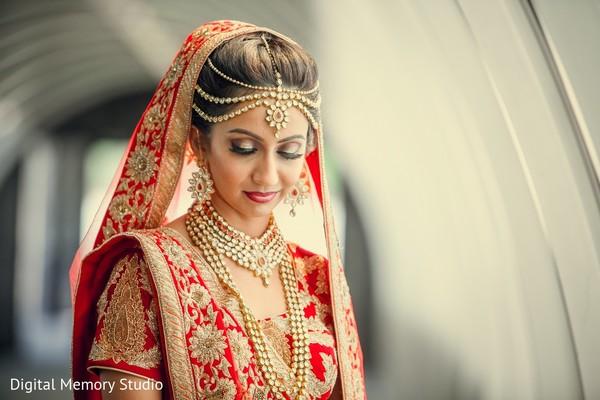 Makeup in Mahwah, NJ Indian Wedding by Digital Memory Studio