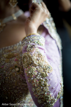 getting ready,indian bride getting ready,anarkali