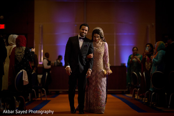 Walima in Baltimore, MD Pakistani Wedding by Akbar Sayed Photography