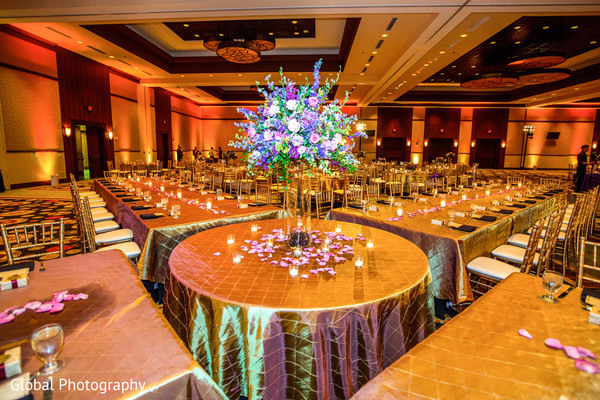 reception d?cor,floral and d?cor,indian wedding decorations,reception venue,centerpieces