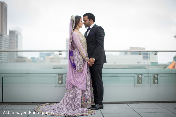 Walima portraits in Baltimore, MD Pakistani Wedding by Akbar Sayed Photography