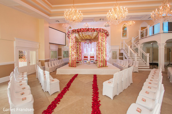ceremony decor,floral and decor,indian wedding decorations,mandap,mandap design