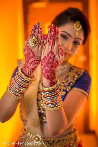 Mehndi in Klang, Malaysia Indian Wedding by Mag Heva Photography