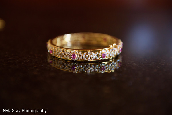 Jewelry in Glen Head, NY Indian Fusion Wedding by NylaGray Photography