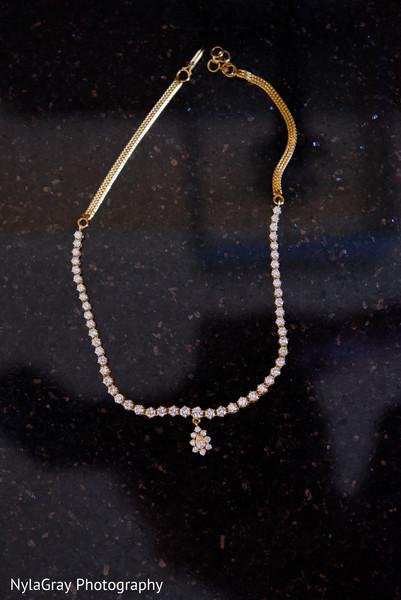 Jewelry in Glen Head, NY Indian Fusion Wedding by NylaGray Photography