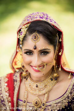 Inspiration Photo Gallery Indian Weddings Nose ring Maharani