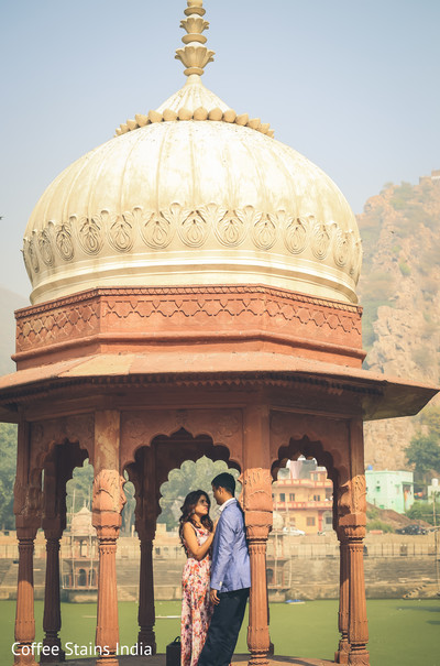 Engagement in Alwar, Rajasthan Indian Wedding by Coffee Stains India