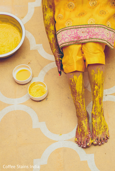 Pre-Wedding Ceremony in Alwar, Rajasthan Indian Wedding by Coffee Stains India
