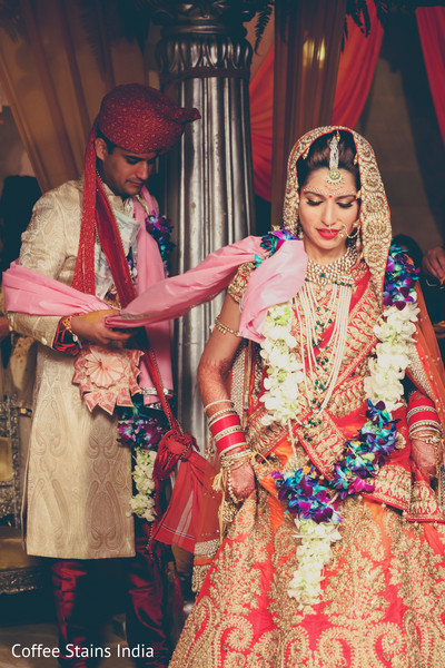 Ceremony in Alwar, Rajasthan Indian Wedding by Coffee Stains India