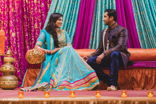 Pre-Wedding Portrait in Dallas, TX Indian Wedding by MnMfoto