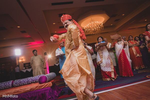 Pre-Wedding Celebration in Dallas, TX Indian Wedding by MnMfoto