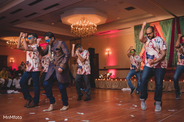 Pre-Wedding Celebration in Dallas, TX Indian Wedding by MnMfoto