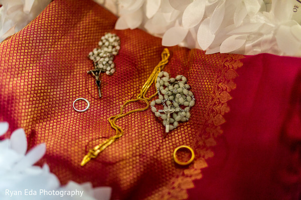 Jewelry in Edison, NJ Indian Wedding by Ryan Eda Photography