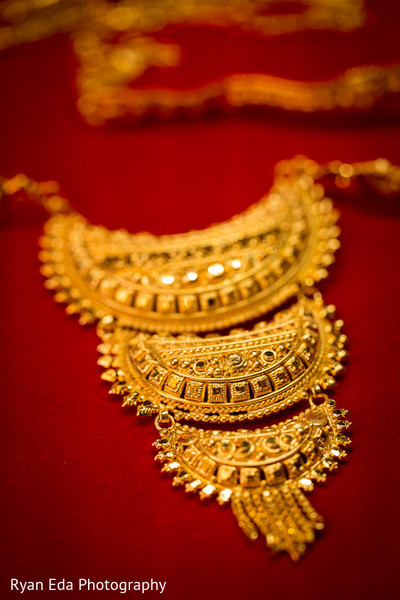 Jewelry in Edison, NJ Indian Wedding by Ryan Eda Photography
