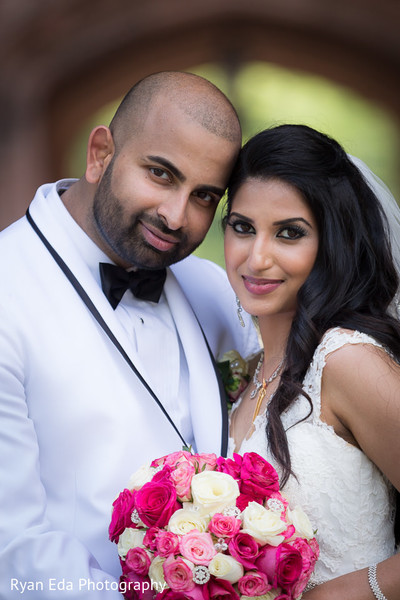 Wedding party in Edison, NJ Indian Wedding by Ryan Eda Photography