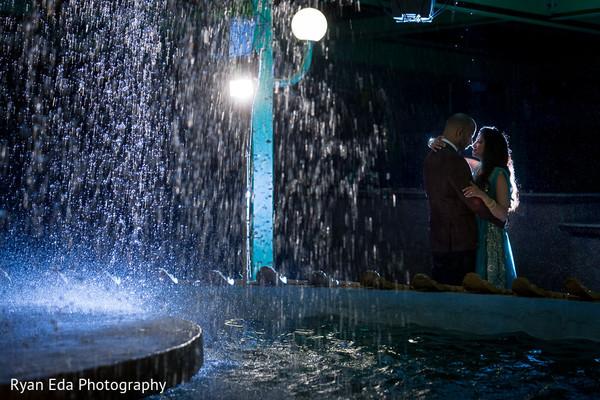 Reception in Edison, NJ Indian Wedding by Ryan Eda Photography