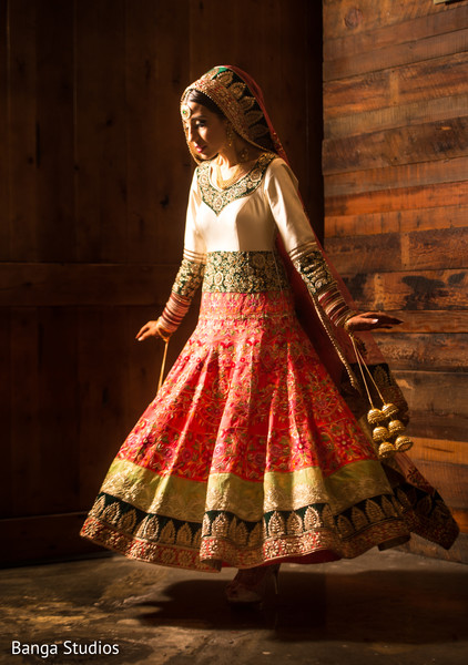 Bridal Fashion in New Rochelle, NY Sikh Wedding by Banga Studios