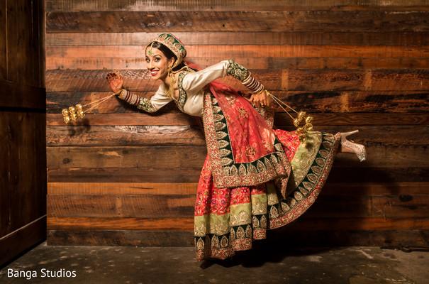 Bridal Fashion in New Rochelle, NY Sikh Wedding by Banga Studios
