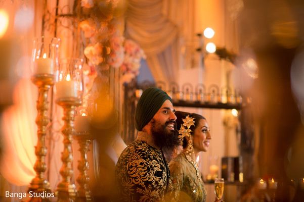 wedding reception,reception,south asian wedding reception,indian wedding reception,sikh wedding