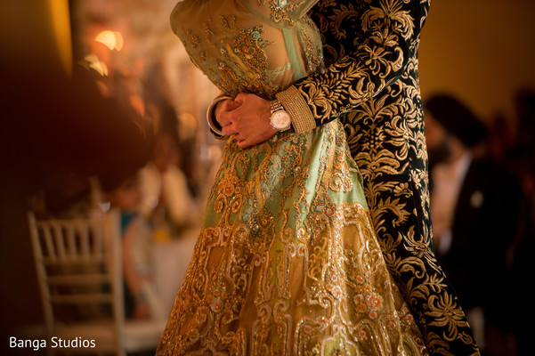 wedding reception,reception,south asian wedding reception,indian wedding reception,sikh wedding,first dance