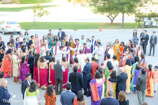 Baraat in Indianapolis, IN Indian Wedding by The Siners Photography