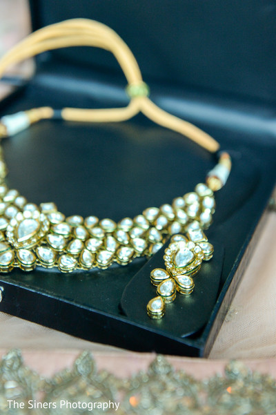 Jewelry in Indianapolis, IN Indian Wedding by The Siners Photography