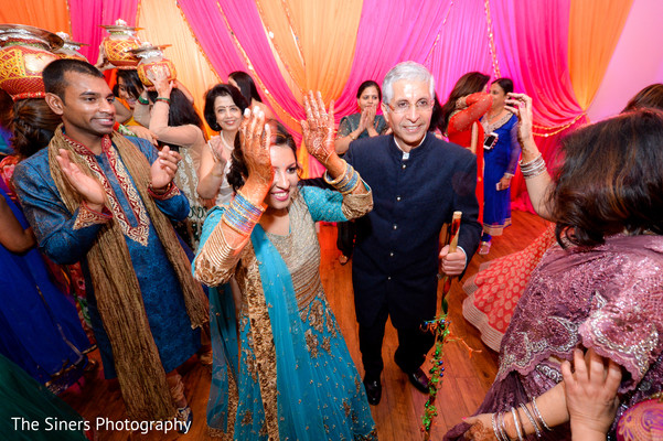Sangeet in Indianapolis, IN Indian Wedding by The Siners Photography