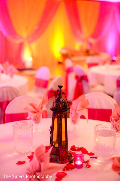 Sangeet decor in Indianapolis, IN Indian Wedding by The Siners Photography