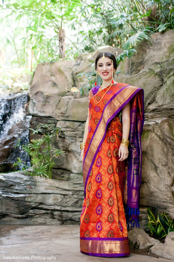 Bridal Fashion in Pittsburgh, PA Hindu-Jewish Fusion Wedding by Joey Kennedy Photography