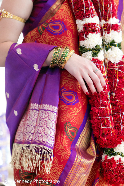 Bridal Details in Pittsburgh, PA Hindu-Jewish Fusion Wedding by Joey Kennedy Photography