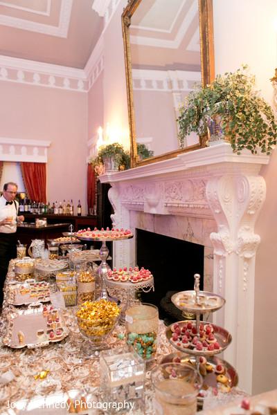 Dessert in Pittsburgh, PA Hindu-Jewish Fusion Wedding by Joey Kennedy Photography