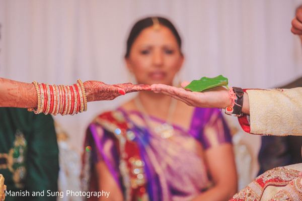 Ceremony in Hartford, CT Indian Wedding by Manish and Sung Photography