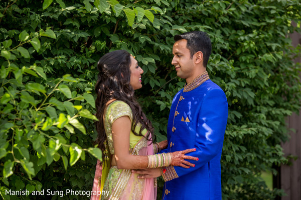 Pre-wedding portraits in Hartford, CT Indian Wedding by Manish and Sung Photography