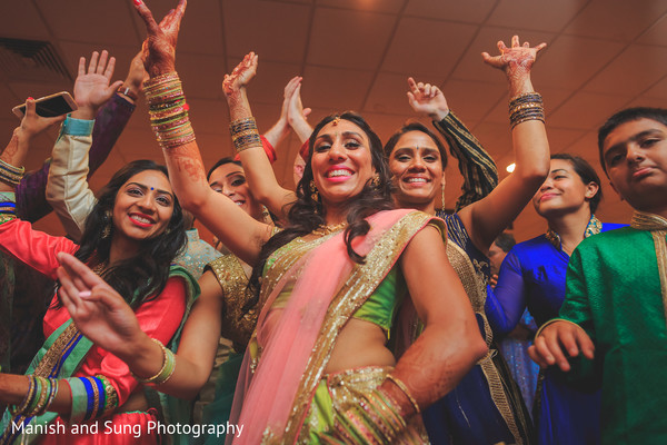 Pre-wedding celebration in Hartford, CT Indian Wedding by Manish and Sung Photography