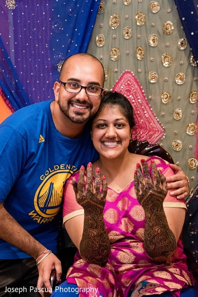 Mehndi Party in San Mateo, CA Indian Wedding by Joseph Pascua Photography