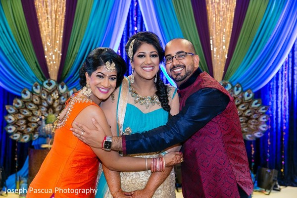 Pre-Wedding Celebration in San Mateo, CA Indian Wedding by Joseph Pascua Photography