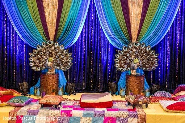 Pre-Wedding Decor in San Mateo, CA Indian Wedding by Joseph Pascua Photography