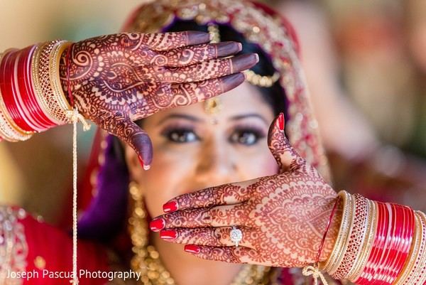 Mehndi in San Mateo, CA Indian Wedding by Joseph Pascua Photography